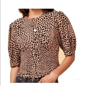 Rouje Norman blouse Size 42